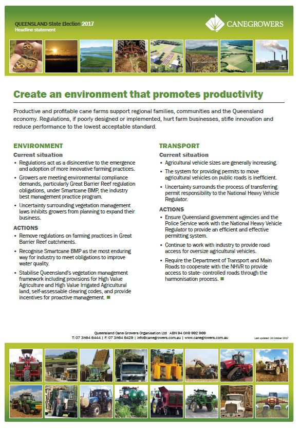 Create an environment that promotes productivity